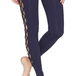 Alo Yoga Women's Interlace Legging